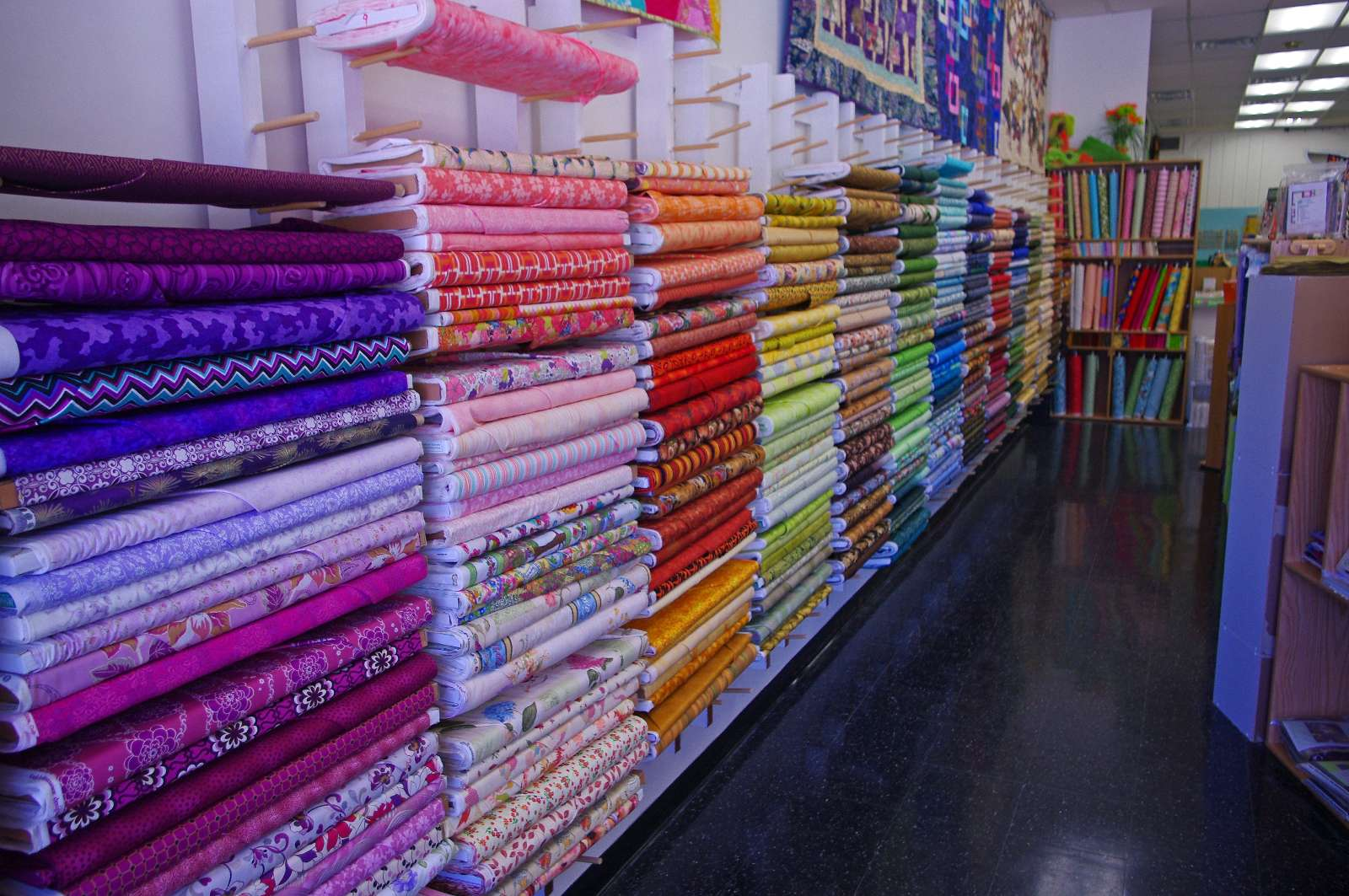 buying quilts/supplies